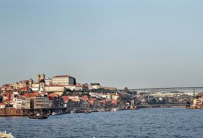 Porto et le Douro