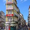 Porto tiled buildings