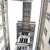 The elevator de San Justa, Lisbon