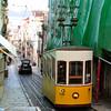 The famous Lisbon street car Line 18