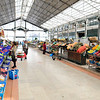 Riberia Market in Lisbon - huge and with wonderful fresh produce, fish, meat and more.