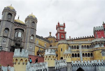 Sintra - Palácio de Pena