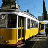 Lisbon trolley car