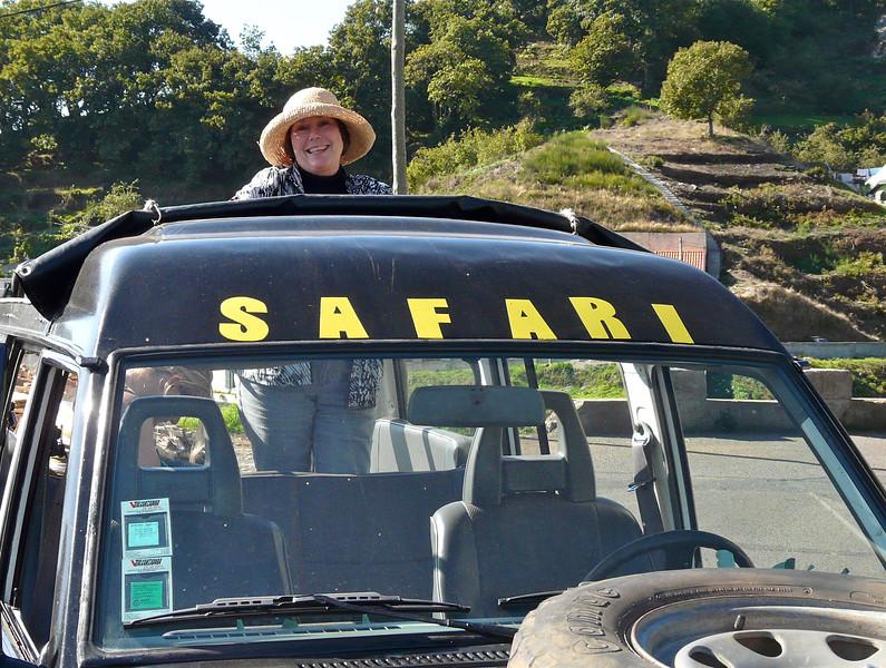 safari in Funchal