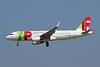 CS-TNU Airbus A320-214 c/n 4106 Brussels/EBBR/BRU 22-05-18