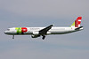 CS-TJF Airbus A321-211 c/n 1399 Brussels/EBBR/BRU 25-05-13