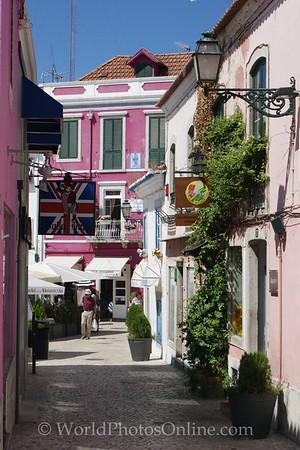 Cascais - Street Scene