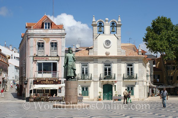 Cascais - Old Town Square