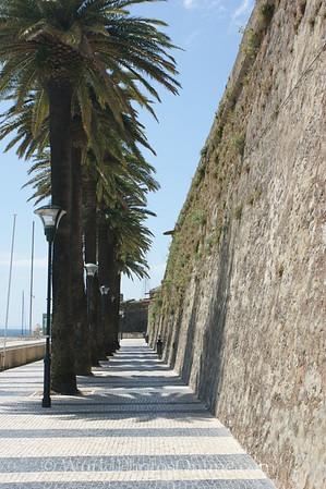 Cascais - Citadel Walls