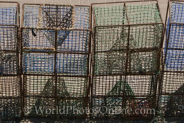 Cascais- Lobster Traps