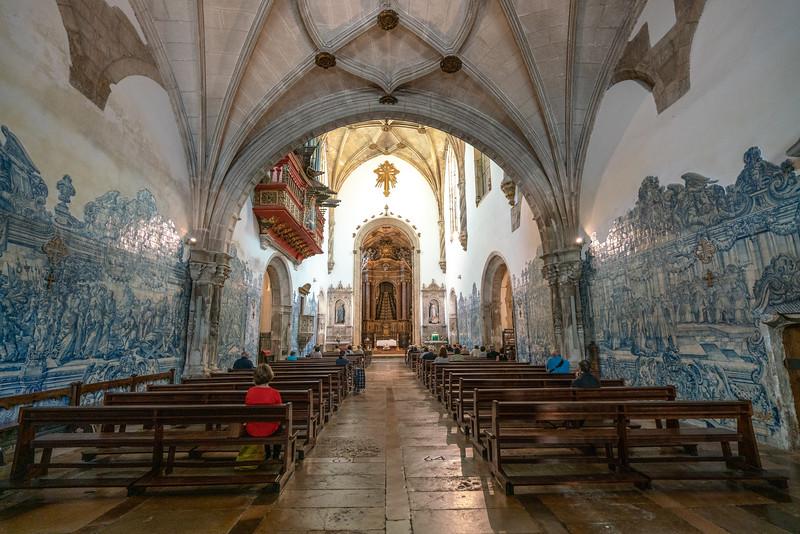 Igreja de Santa Cruz.