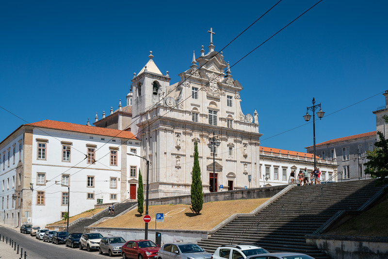 The New Cathedral, Coimbra.