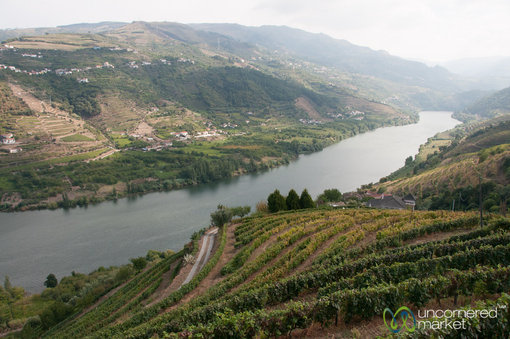 Douro River and Valley - Portugal