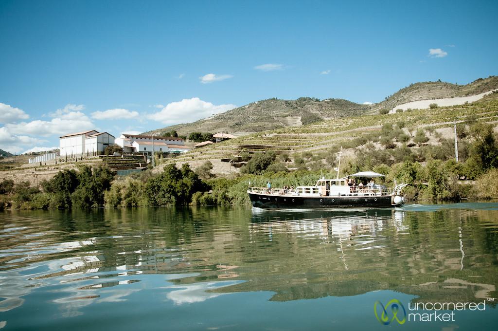 Douro River Boat Ride - Portugal