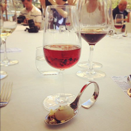 "Douro Valley tawny port and ""pop rock"" palate cleanser #Portugal #tbupor"