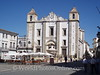 Evora - The Praca Do Giraldo (Town Square)