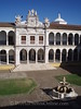 Evora - University of Evora central courtyard