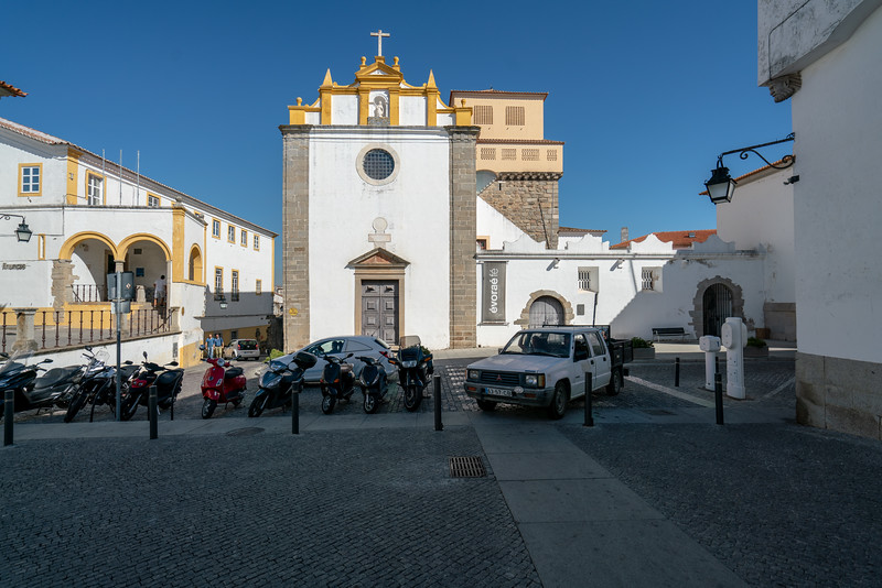 Igreja do antigo Convento do Salvador