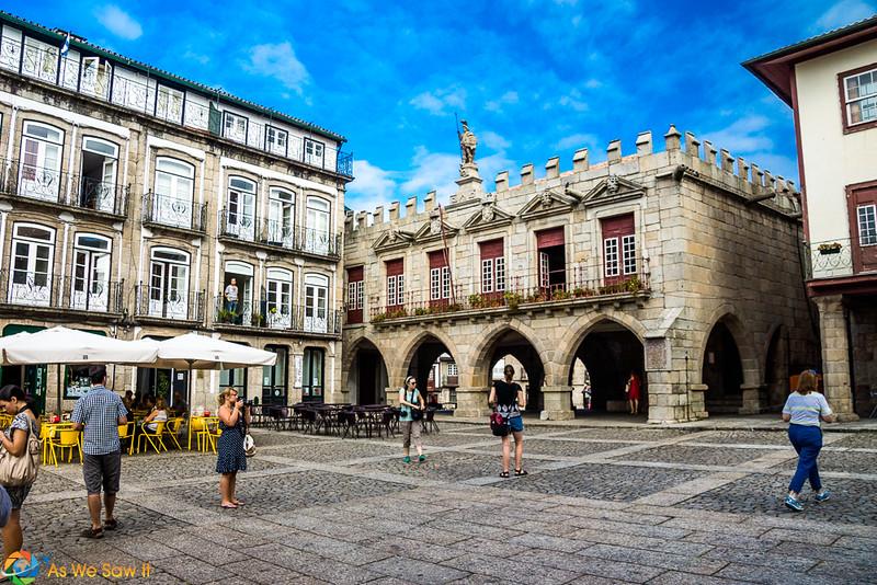 Guimaraes city hall
