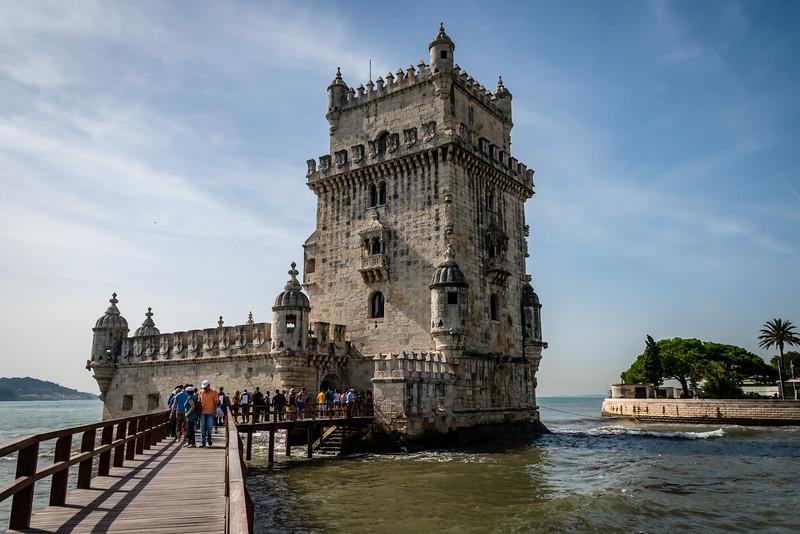 Belem Tower, Lisbon Circa 1514