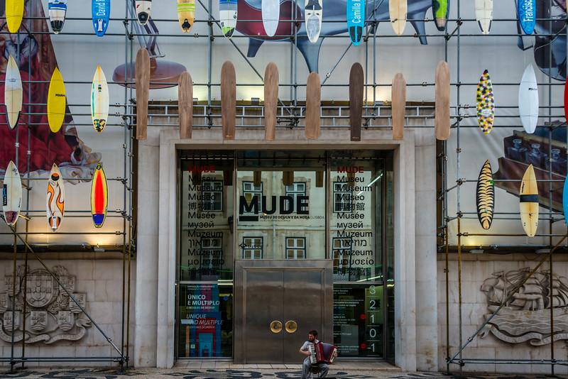 Museum of ModernDesign, Lisbon, Lisbon