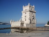 Lisbon - Torre de Belem - 1500's fort was center of river