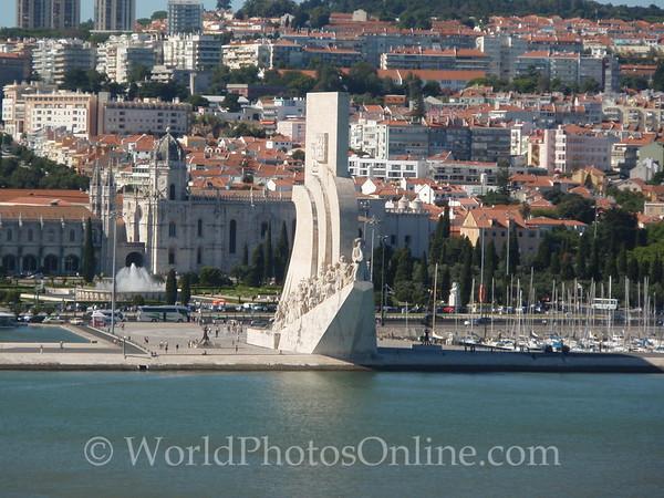 Lisbon - Padrao dos Descobrimentos - Discoveries Monument 3