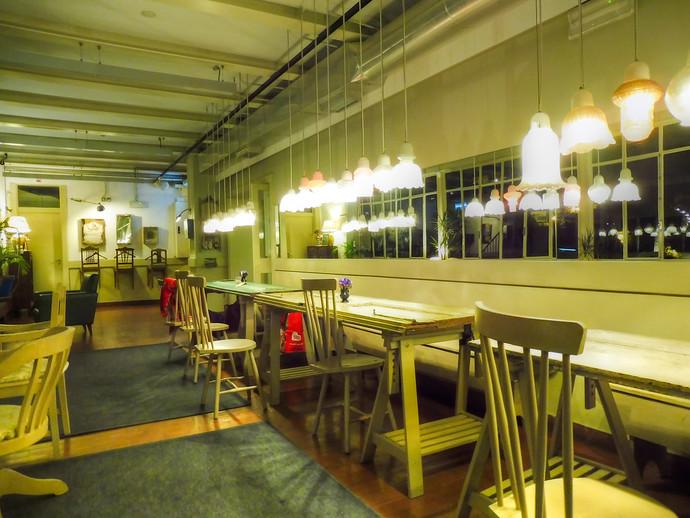 Cafe da Garagem