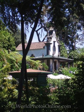 Funchal - Chapel on Monte