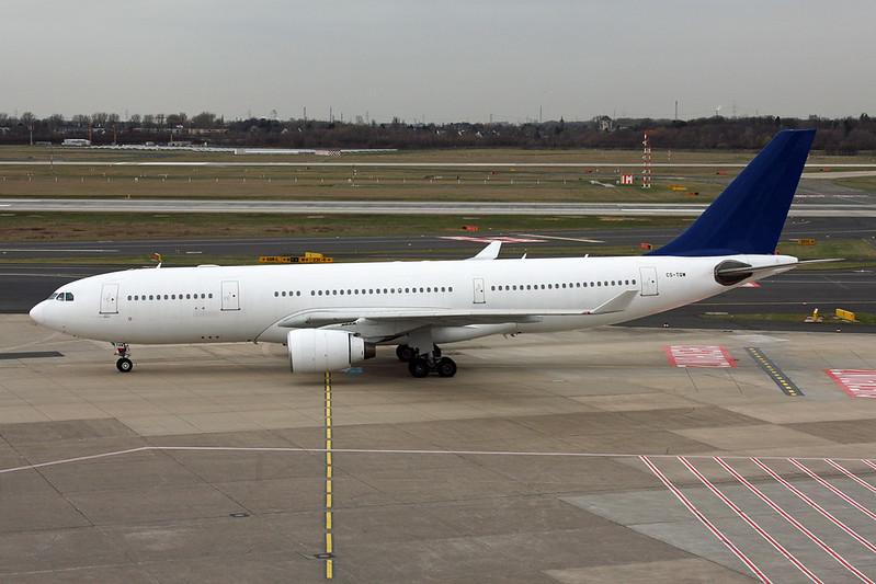 "CS-TQW Airbus A330-223 ""HiFly"" c/n 262 Dusseldorf/EDDL/DUS 03-03-17"