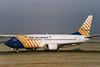"CS-TKD Boeing 737-33A ""Air Columbus"" c/n 23827 Glasgow/EGPF/GLA ??-??-?? (10x15 print)"