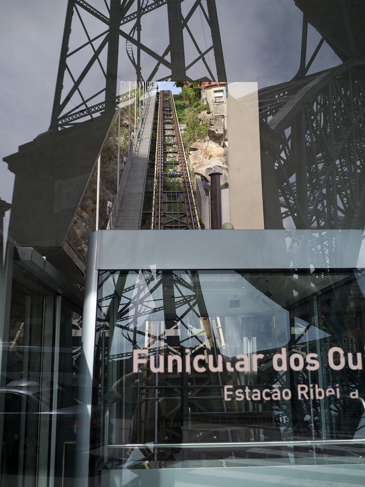 Funicular down to the river