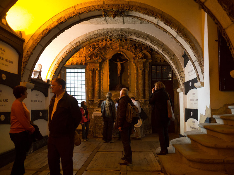 Catacombs, Sao Francisco Church (Igreja de S Francisco)