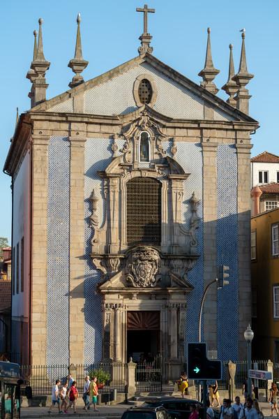 Igreja Paroquial de São Nicolau.