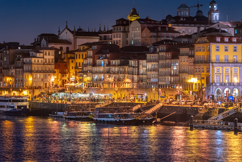 Along the Duoro, Porto.