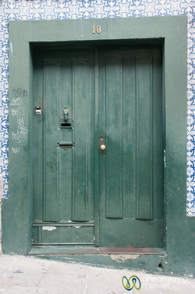 Porto Doorway - Portugal