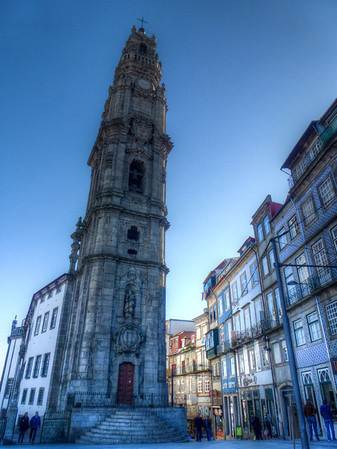 Clerigos Tower porto