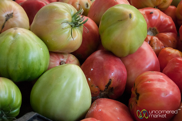 Coeur Boeuf Tomatoes - Porto, Portugal
