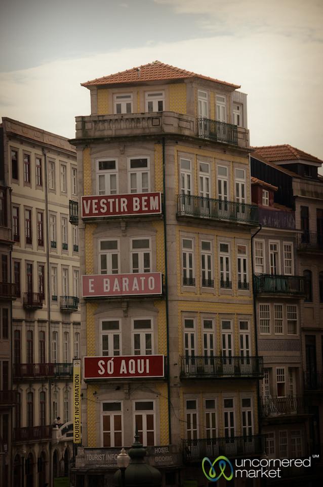 Porto Architecture and Buildings