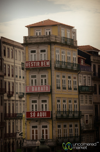 Porto Architecture and Buildings