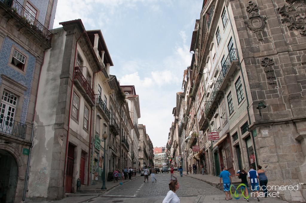 Porto Streets - Portugal