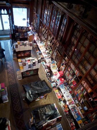 Livraria Lello bookstore porto