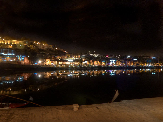 douro river night
