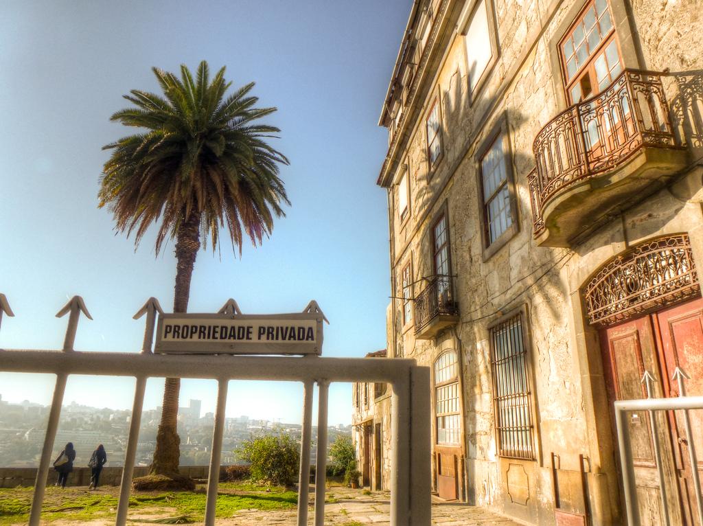 private property views porto portugal