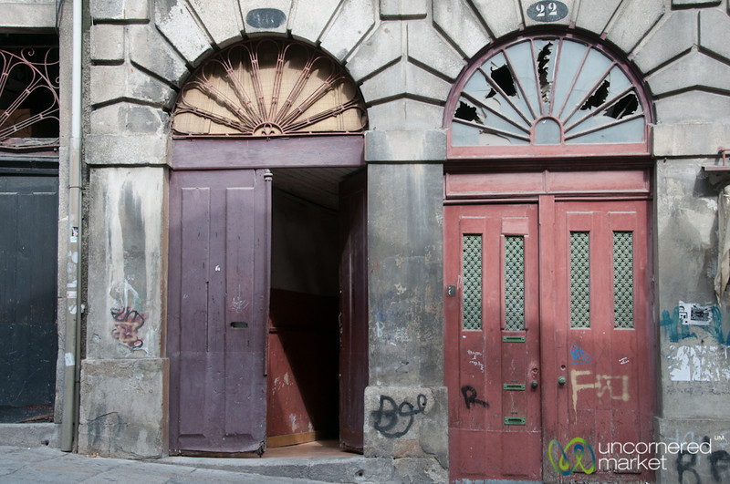 Porto Doorways - Portugal