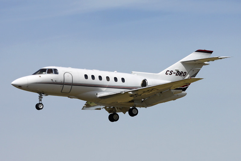 CS-DRO Hawker-Siddley 125XPi c/n 258775 Paris-Le Bourget/LFPB/LBG 10-07-16