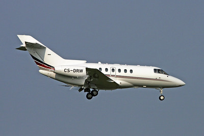 CS-DRW Hawker-Siddley 125-800XPi c/n 25829 Zurich/LSZH/ZRH 08-09-17