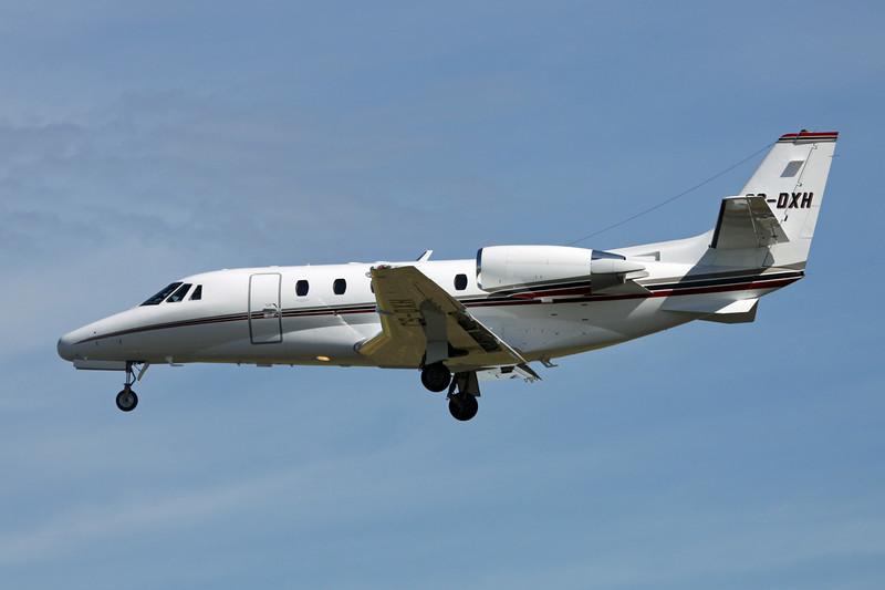 CS-DXH Cessna 560 Citation Excel c/n 560-5615 Paris-Le Bourget/LFPB/LBG 10-07-16