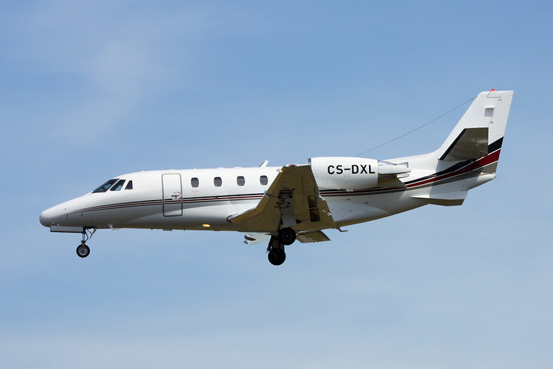 CS-DXL Cessna 560 Citation Excel c/n 560-5640 Paris-Le Bourget/LFPB/LBG 10-07-16