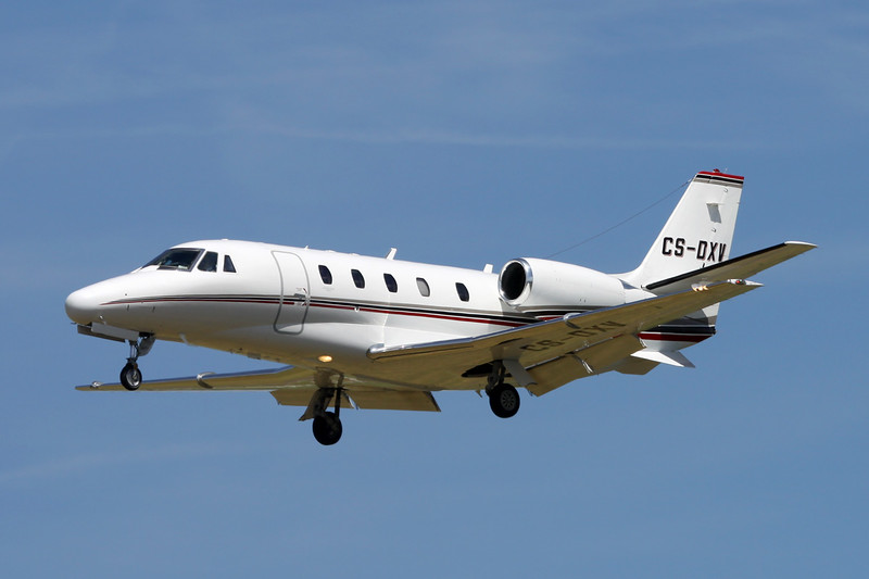 CS-DXV Cessna 560 Citation Excel S c/n 560-5782 Paris-Le Bourget/LFPB/LBG 10-07-16